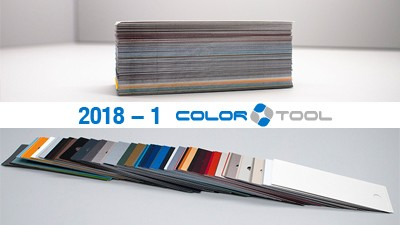 NEW UPDATE CATALOG COLORS 2018 - 1